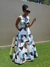 Native Designs For Ladies Hot Fresh Short Native Gown Styles That Are Winning
