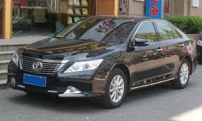 2012 Toyota Camry vii – pictures, information and specs - Auto ...
