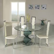 small glass dining table. Furniture In Fashion Blog Small Glass Dining Table