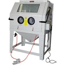 Sand Blaster Cabinet Allsource Monster Abrasive Blast Cabinet 46in Model 41800