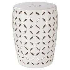 chammie modern classic white ceramic