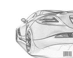 Car Sketch Wallpapers - Top Free Car ...