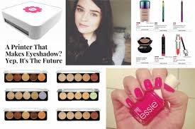 here s choi printing the pink eye shadow mink makeup demo 3d five things