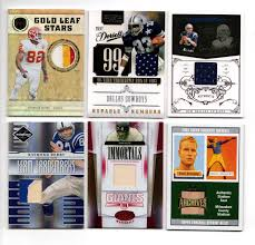 Trading - Cards Gu Junk Blowout Your For I'm Autos Game-used amp; Forums Football