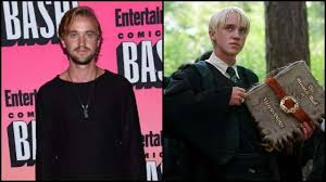 33,754 likes · 27,328 talking about this. Tom Felton Aka Draco Malfoy Has A Special Plan Etched Out To Rewatch All Harry Potter Films