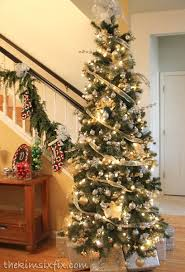 2014 Christmas In the Community's Gold And Silver Tree - The Kim Six Fix