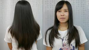 Long Hair Cutting V ซอยผมยาวเปนรปตวว Music Jinni