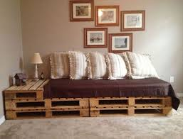 dual use furniture. Pallet-sofa-bed Dual Use Furniture