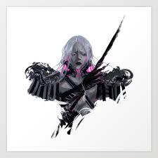 Fan Art of Final Fantasy Art Print by ...