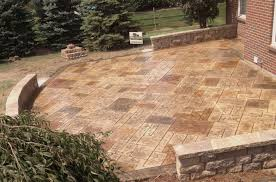 Popularity of Residential Concrete Patios Has Increased Thanks to
