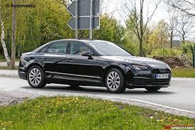 2016 Audi A4 B9 Spy Shots Without Camo - GTspirit