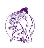 chair massage. chair-massage chair massage