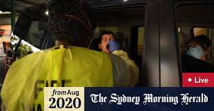 A mask must be worn while travelling to and from the covid clinic. Coronavirus Australia Updates Live Coronavirus Updates Live Victoria Records 278 Covid 19 Cases 8 Deaths Nsw Has 12 New Cases New Zealand Cluster Grows To 13