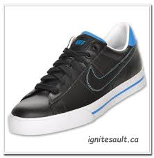 2019 2018 new nike sweet classic leather men shoes black photo blue white