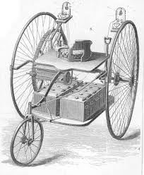 first electric motor car. First Electric Car Motor A
