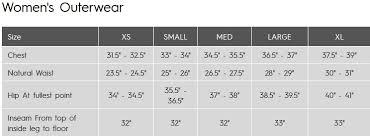 Winter Jacket Size Chart Roxy Rising High Snow Pants Womens