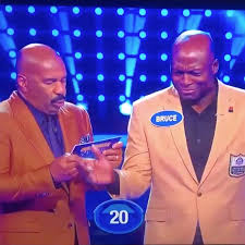 Bruce Smith just delivered the best-worst answer in 'Family Feud' history |  This is the Loop | GolfDigest.com