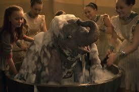 Disneys New Dumbo Is A Garish Cgi Mess The Verge
