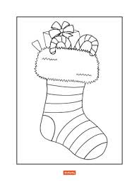 35 Christmas Coloring Pages For Kids Shutterfly