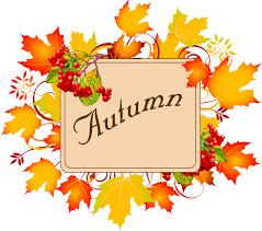 Autumn clip art free download
