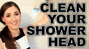 how to clean your shower head easy bathroom cleaning ideas clean my space you