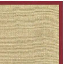sisal rugs with borders red rug bay border by black