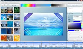 Visiting Card Design Software Download Juicy Business Card For Free