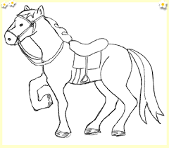 Small Picture Horse Head Drawing For Kids