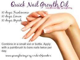 15 diy nail growth oil
