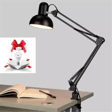 Đèn bàn học tập, làm việc, có chân kẹp bàn Pixar GH-370 (Tặng kèm bóng LED  9W) giá rẻ 169.000₫