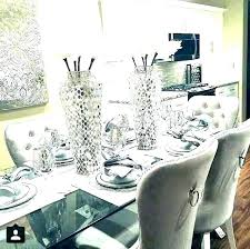 dining tables decorate round dining table decor ideas formal room decorating