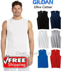 Gildan Ultra Cotton Tank Size Chart Details About Gildan Ultra Cotton Mens Muscle Shirt Sleeveless Blank Solid Plain Tank 2700