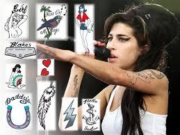 популярные сегодня татуировки пластилин