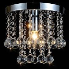 150mm modern european k9 crystal chandelier light ceiling crystal chandelier ceiling re e14 led bulbs lamp lighting 110 240v chandeliers for