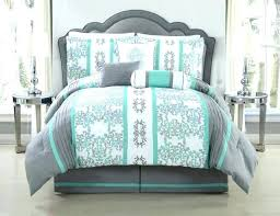 teal gray bedding lovely purple teal grey baby bedding