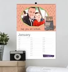 Create Your Own Calendars | Funky Pigeon