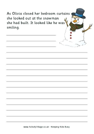 How To Write A Children S Story Template Story Starters In Writing Template For Kids Literals