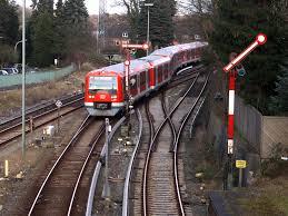 S-Bahn de Hambourg