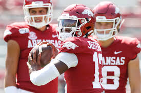 Making The Case For Which Of Arkansas Four Quarterbacks