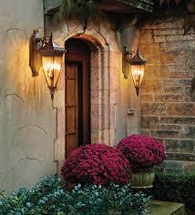 Outdoor Landscape Lighting LED Path Lights House Of Lights - Kichler exterior lighting