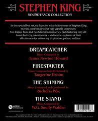 Dream Catcher Stephen King Stephen King Collection The Varèse Sarabande 57