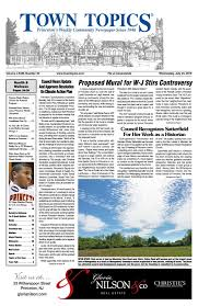 Town Topics Newspaper July 24 By Witherspoon Media Group Issuu