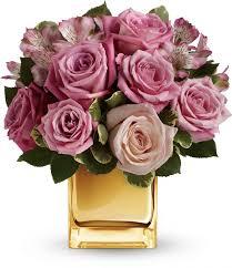 mancuso s florist a radiant romance