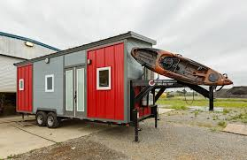 fifth wheel tiny house. chattanooga tiny house 001 built on a fifth wheel chassis. n