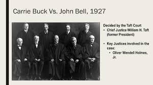 Image result for Buck vs. Bell