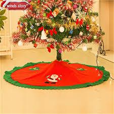 christmas tree blanket. Perfect Tree 1 Pieces 90Cm Christmas Tree Skirt Base Cover Decor Blanket Cloth Paste  Santa Claus Pattern Xmas And G