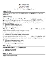 Executive Resume Template 18 Cv Templates Cv Template Word Downloads
