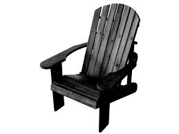 wooden outdoor adirondack chair