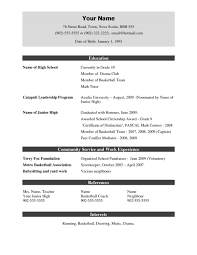 92 Simple Html Resume Template 50 Professional Html Resume