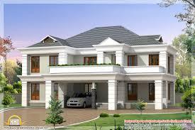 Small Picture Luxury Kerala Style Duplex Home Design 2633 Sq Ft Home Design